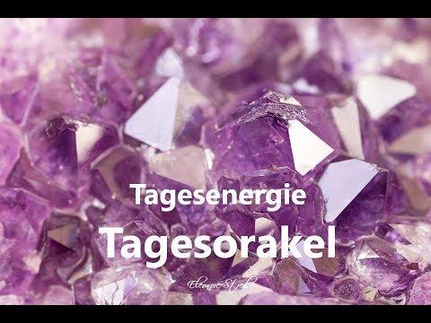 Tagesorakel - Donnerstag 20.06.2019