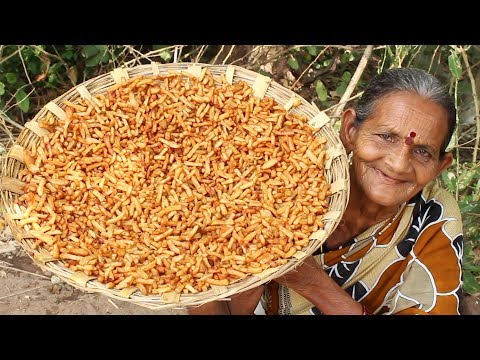 French Fries Recipe by My Grandmother || Myna Street Food