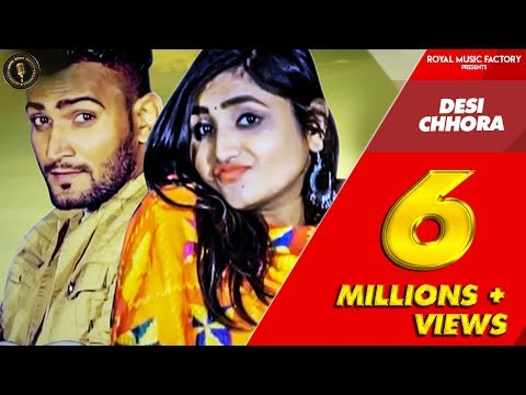 Desi Chhora | Kulbir Mor, Pooja Punjaban | Ajesh Kumar | New