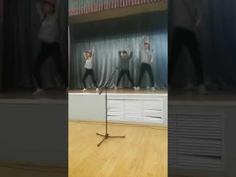 Танец под песню Дисконнект Элджей