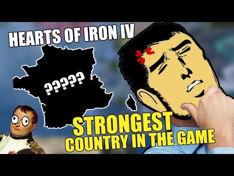 Hearts Of Iron 4: STRONGEST COUNTRY IN THE GAME - Waking The Tiger