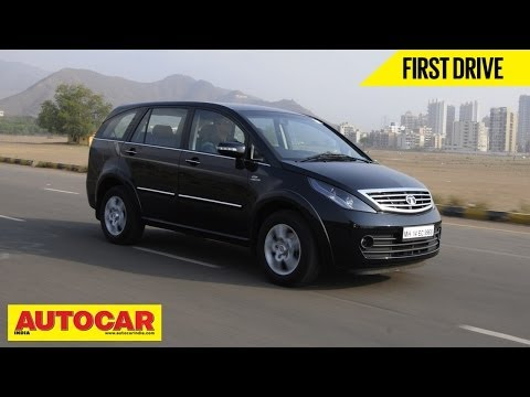 2014 Updated Tata Aria | First Drive Video Review | Autocar India