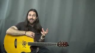 Corazon Espinado by Santana - Guitar Lesson