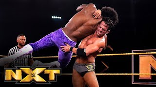 Velveteen Dream Vs. Roderick Strong   NXT North American Title Match: WWE NXT, Sept. 18, 2019