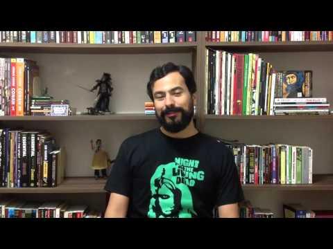 Cesar Alcázar fala sobre O Coração do Cão Negro