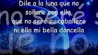 Santa rm - Dile a la luna con Letra .!.flv