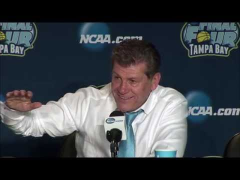 Women's Championship News Conference: UConn
