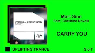 Mart Sine Feat. Christina Novelli - Carry You [Extended Mix) [AVA White]
