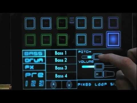 Video of Bass Drop Dubstep - Sampler