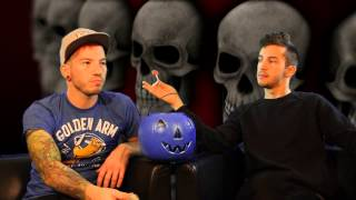 102.9 The Buzz: 21 Favorite Things About Halloween With twenty one pilots - Full Version