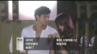 SNSD & 2PM Cabi Song (Caribbean Bay ) CF BTS Making Film