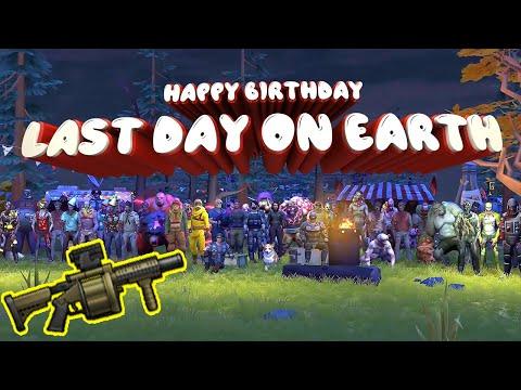 Подарки на 3 день рождения LDoE ! Часть подарков еще не выдали  ? Last Day on Earth: Survival