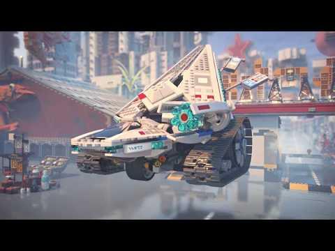 Конструктор Ледяной танк - LEGO NINJAGO - фото № 8