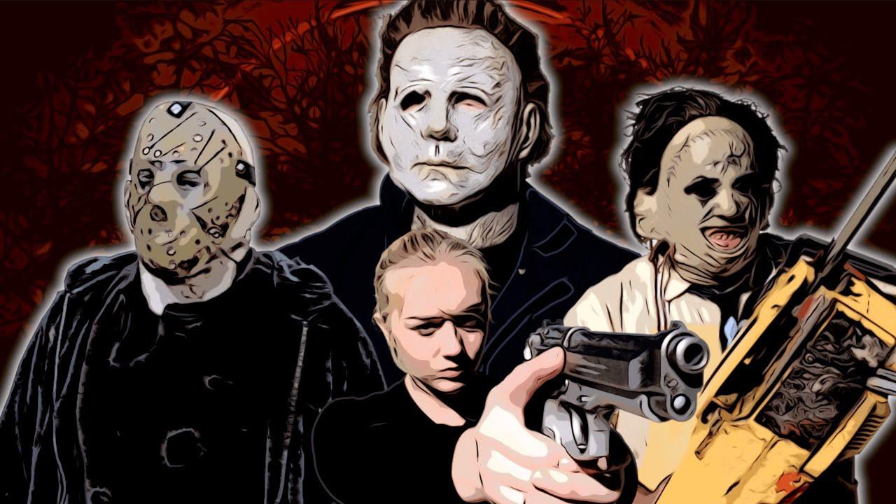 Jason Voorhees vs. Michael Myers vs. Leatherface