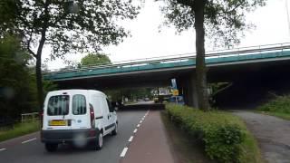 preview picture of video 'Bicycle Trip: Utrecht - Groenekan - Maartensdijk - Holl. Rading - Lage Vuursche - Baarn [UGMHRLVB]'