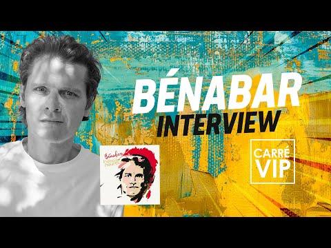 Carré VIP avec Bénabar !