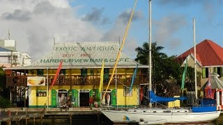 preview picture of video 'St John's, Antigua'