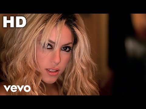 Shakira - Underneath Your Clothes (Official Music Video)