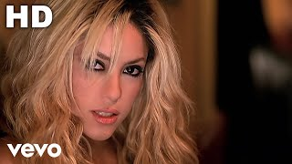 Underneath Your Clothes - Shakira (Video)