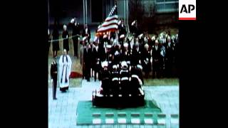 SYND 29-12-72 HARRY S.TRUMAN FUNERAL