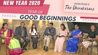 New Year 2020 | Year Of Good Beginnings (हिन्दी) | The Dhinakarans