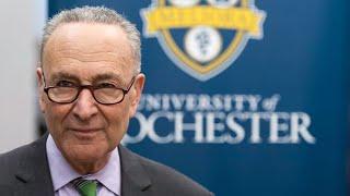 2020 Degree Conferral: Charles E. Schumer, US Senator from New York
