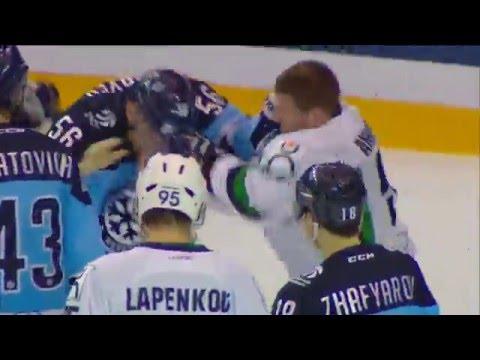 Sergei Gimaev vs. Andrei Ankudinov