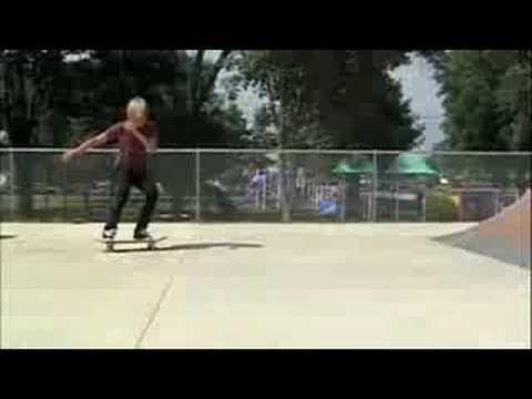 Brandon Peters At The Aplington Skate Park