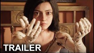 Alita: Angel de Combate - Trailer 1 Subtitulado Español Latino 2018