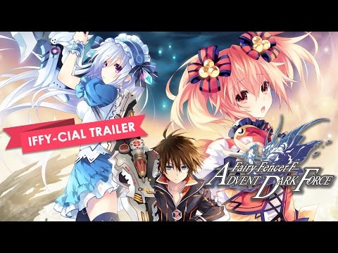 Fairy Fencer F: Advent Dark Force Iffy-cial Announcement Trailer thumbnail