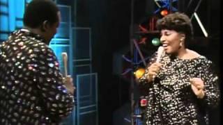 Luther Vandross & Cheryl Lynn   If This World Were Mine  soul train