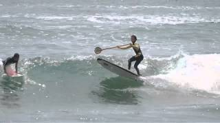 preview picture of video 'Tamil San Bartolo LS SUP 8'2'