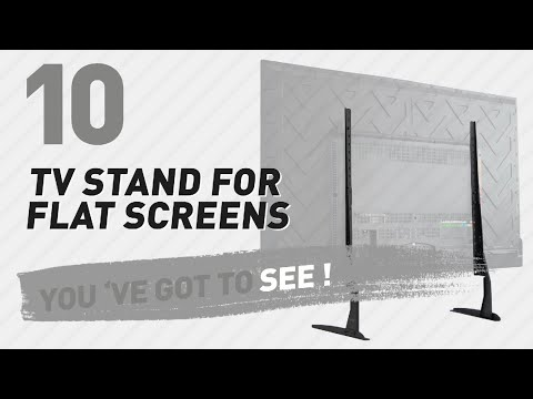 TV Stand For Flat Screens // New & Popular 2017
