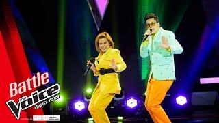 อนิล VS ปลั๊ก- กลับมาทำไม+มาทำไม - Battle - The Voice Thailand 2018 - 11 Feb 2019