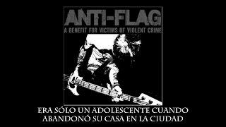Anti-Flag - Marc Defiant (Letra Sub Español)