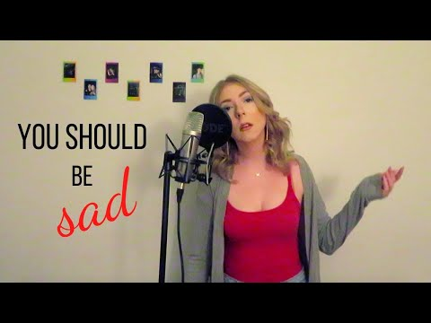 You Should Be Sad - Halsey cover by Frenchi
