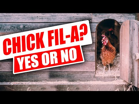 Top 6 reasons to NOT buy a Chick-Fil-A Franchise!