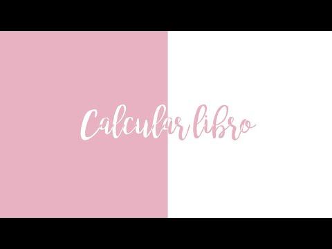 Calcular palabras y páginas de tu libro en Excel