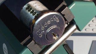 Another Six-Pin Medeco Biaxial - Pick and Gut