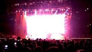 Aerosmith Band Introduction and Love in an Elevator, Denver, August 19, 2014