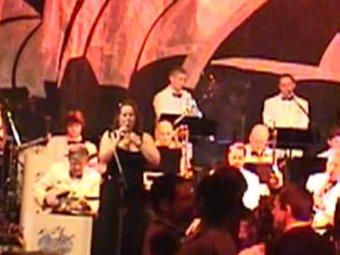 2009Polyball - SwanBigBand - Unforgettable - Vocals by Groovelle