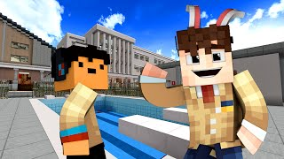 Yandere High School - SWIMMING CLASS! (Minecraft Roleplay) #3