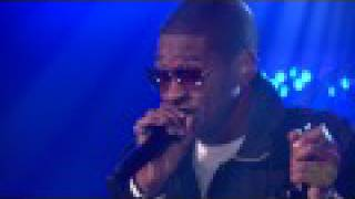"""Usher - """"That Girl"""" Live (Stevie Wonder Cover) 