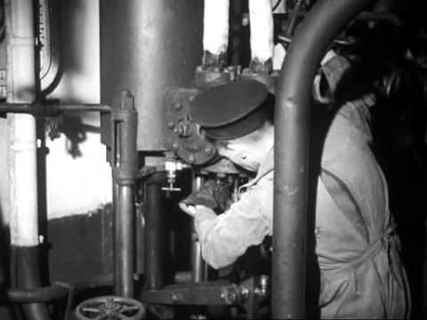 Raising Steam: Naval Instructional Film A76 (1942)