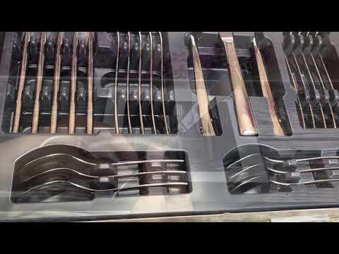 Bộ dao, thìa dĩa WMF Atria 24 - made in Germany