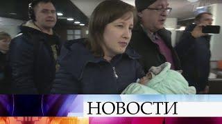 Домой вернулся Ваня Фокин, чудом спасенный из-под руин рухнувшего подъезда в Магнитогорске.