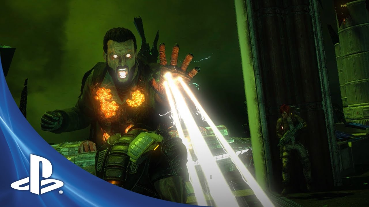 Fuse Demo Lights Up PSN on Tuesday, New Trailer