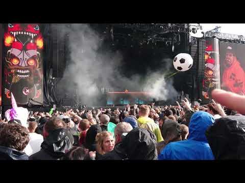 Die Antwoord DOWNLOAD 2019 (видео)
