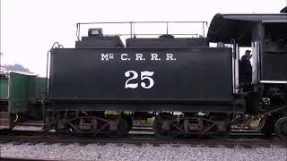 Learn How To Operate A REAL Steam Locomotive!