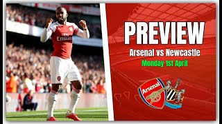 Arsenal Vs Newcastle - We Might Have To Be Patient In This Game - Preview & Predicted Line Up